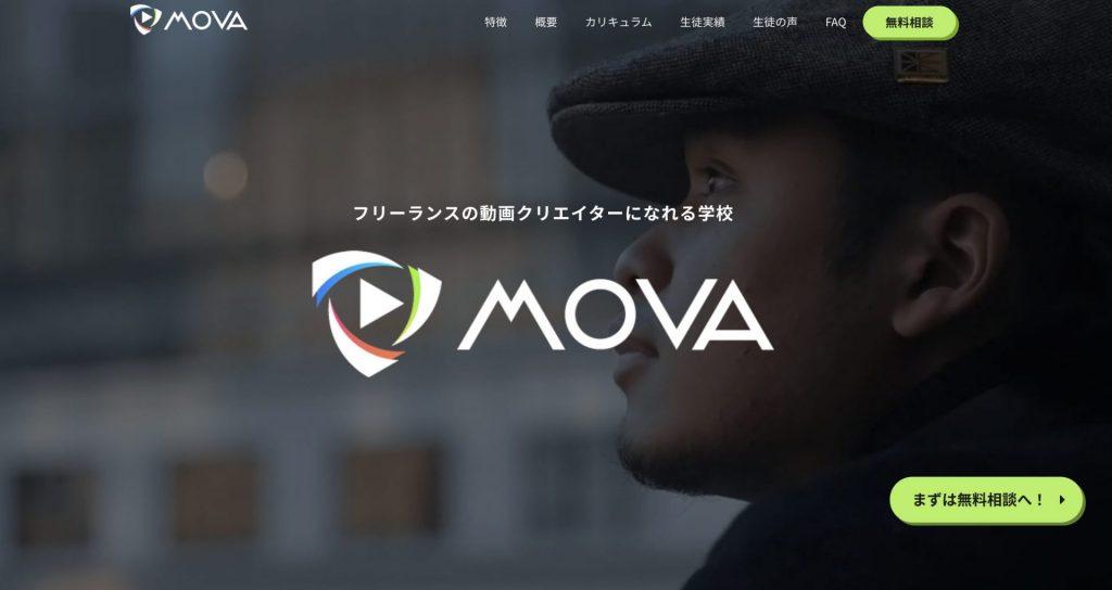 MOVA(ムーバ) トップページ